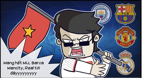 U23 Việt Nam giờ không ngán đối thủ nào.
