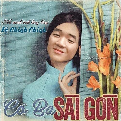Cô mười ba Lệ Chinh Chinh là nữ minh tinh nổi danh với tuyệt chiêu diễn hài không cần đọc thoại.