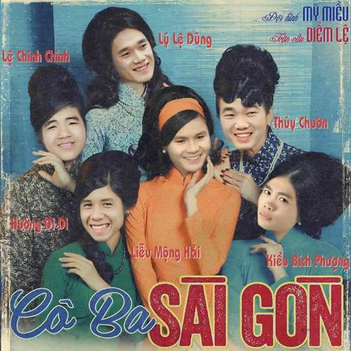 Sáu tiểu thư Sài Thanh cùng nhau khoe sắc.