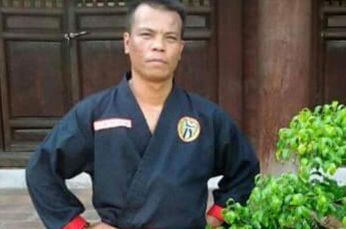 Võ sư lừa chạy việc Nguyễn Mạnh Hùng.