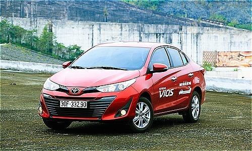 Khám phá những điểm mạnh trên Toyota Vios 2018