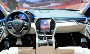 A7 5336 1551755152 7401 1551755721 VinFast ra mắt xe SUV đặc biệt tại triển lãm Geneva