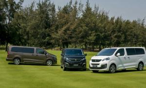 Peugeot Traveller ngoai that 4 4642 6942 1557025564 Peugeot Traveller - xe gia đình lắp ráp tại Việt Nam, giá từ 1,7 tỷ