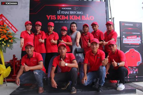 Đội ngũ nhân viên chuyên nghiệp của YIS Kim Kim Bảo.