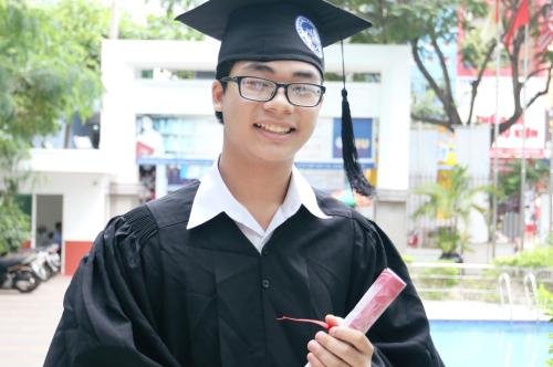 Cựu học sinh Asian School nhận học bổng đại học Mỹ và Phần Lan