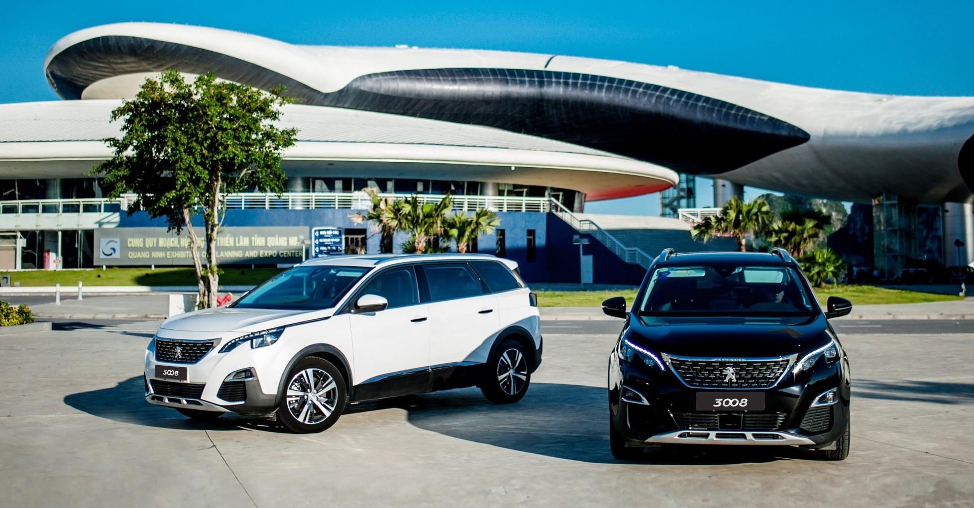 1 7409 1569293770 Những điểm nhấn trên bộ đôi SUV Peugeot 5008 và 3008