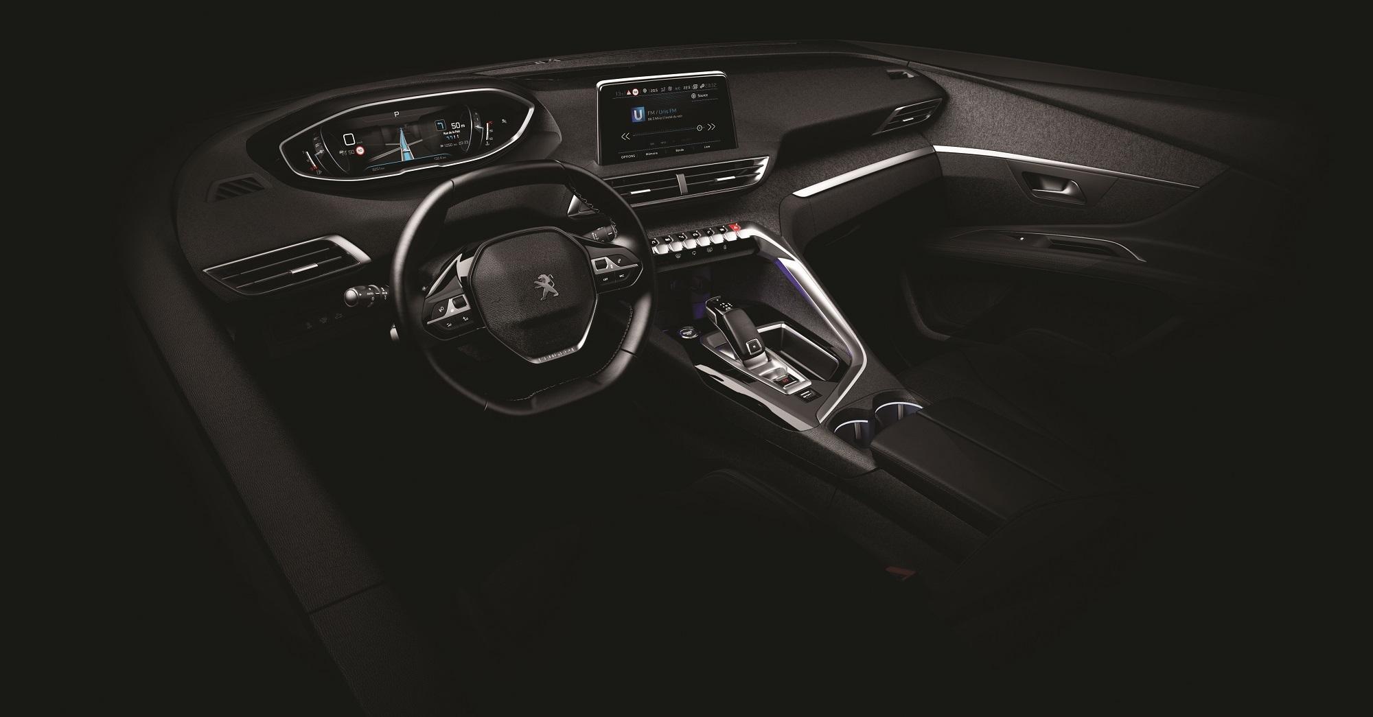 nt2 6587 1569293771 Những điểm nhấn trên bộ đôi SUV Peugeot 5008 và 3008