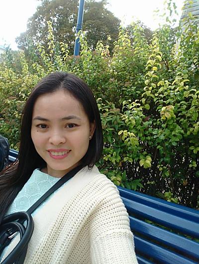 Chị Đàm Kỳ Nhi - C&B Manager một công ty tư nhân ở TP HCM.