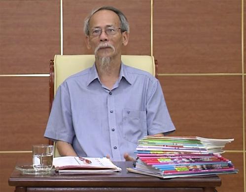 PGS.TS Hồ Sĩ Đàm, chủ biên chương trình môn Tin học năm 2018