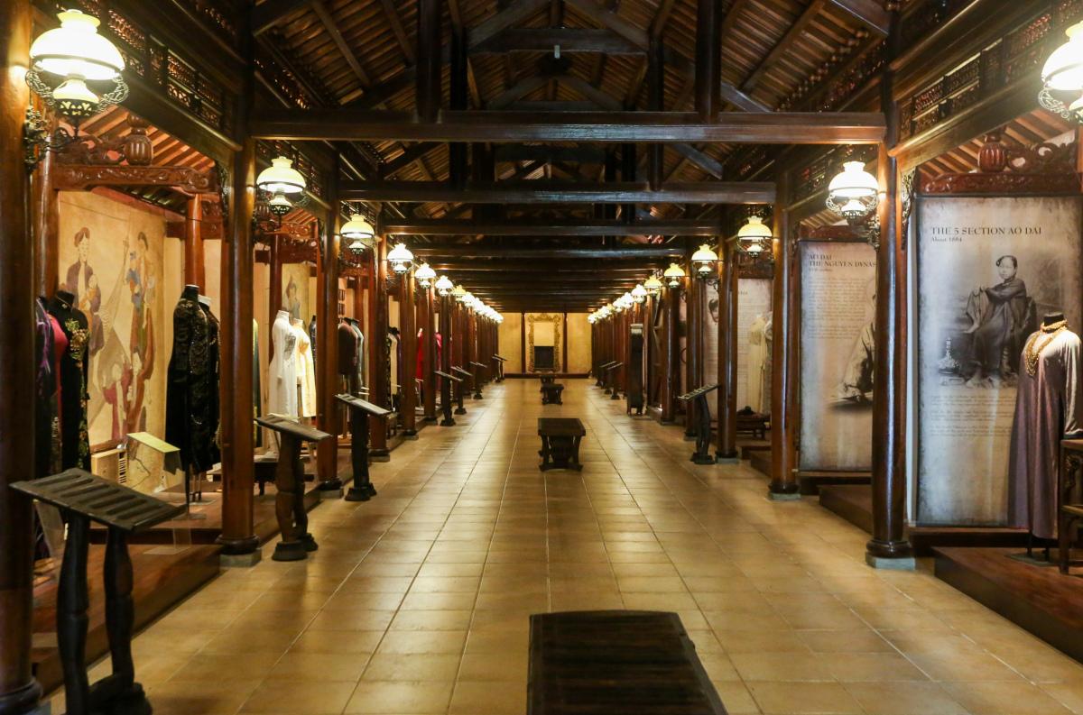 Bảo tàng áo dài