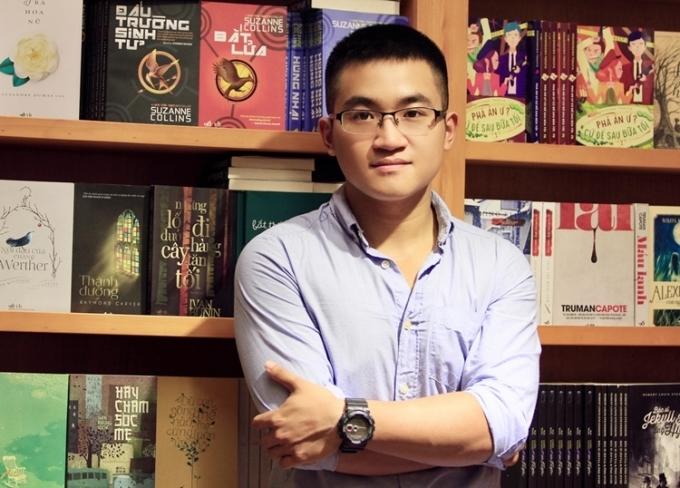 Nguyễn Đức Thịnh 8.5 IELTS. Ảnh: Nhân vật cung cấp