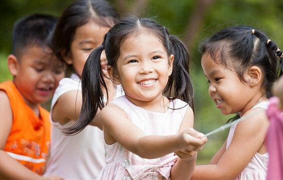 cách nuôi dạy trẻ hướng ngoại