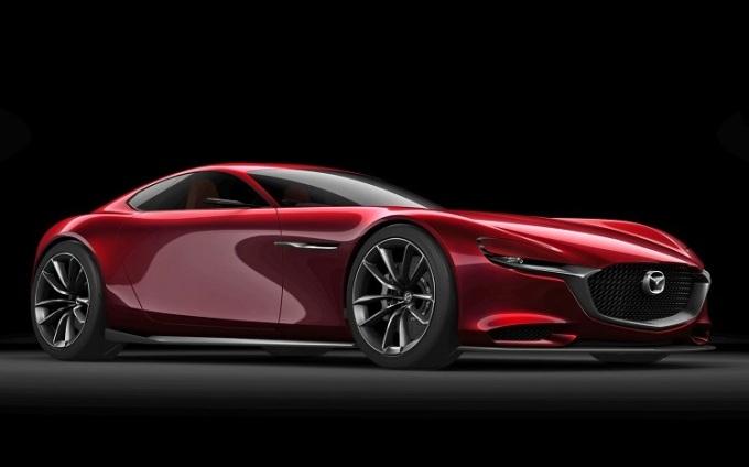 Bản concept RX-Vision tạo nguồn cảm hứng thiết kế Mazda3 2020.