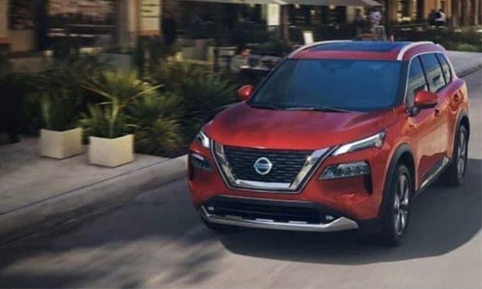 Lộ diện Nissan X-Trail thế hệ mới. Nguồn: Worldscoop.