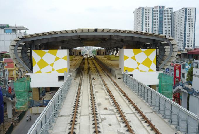 Xử lý dứt điểm dự án đường sắt Cát Linh trước tháng 6