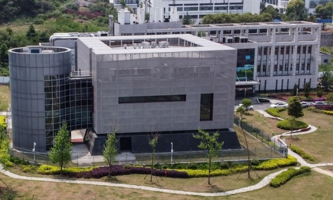 Phòng thí nghiệm ở Viện Virus học Vũ Hán. Ảnh: Live Science.