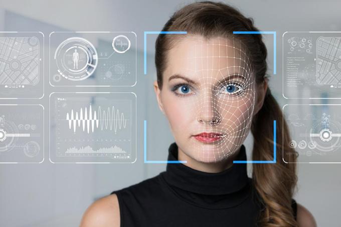 Công nghệ nhận diện khuôn mặt thông thường sẽ giảm độ chính xác 50% khi người dùng đeo khẩu trang. Ảnh minh họa: ST