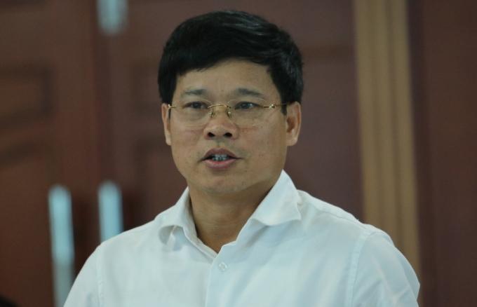 Phó chủ tịch UBND TP Hà Nội Ngô Văn Quý. Ảnh: Võ Hải