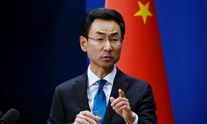 Trung Quốc nói cũng là nạn nhân của Covid-19