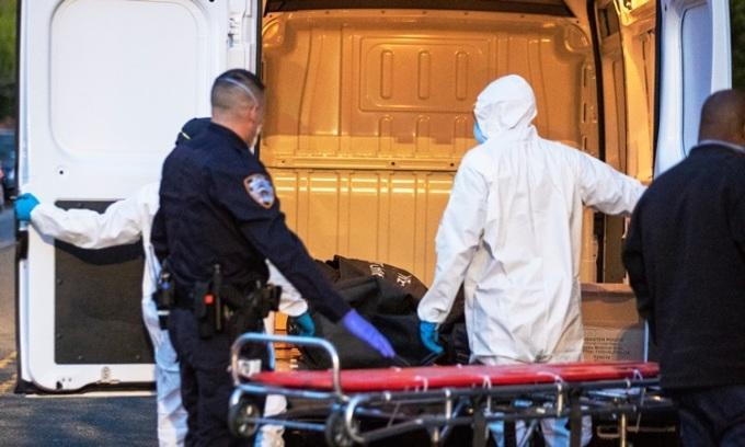 Gần 42.000 người chết vì nCoV ở Mỹ
