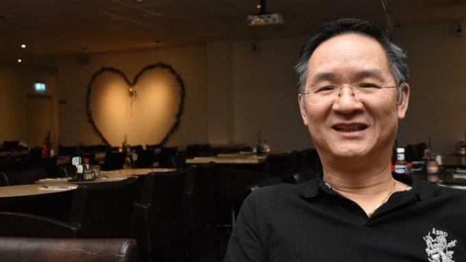 Ông Phan Sang. Ảnh:Smålands Tidningen