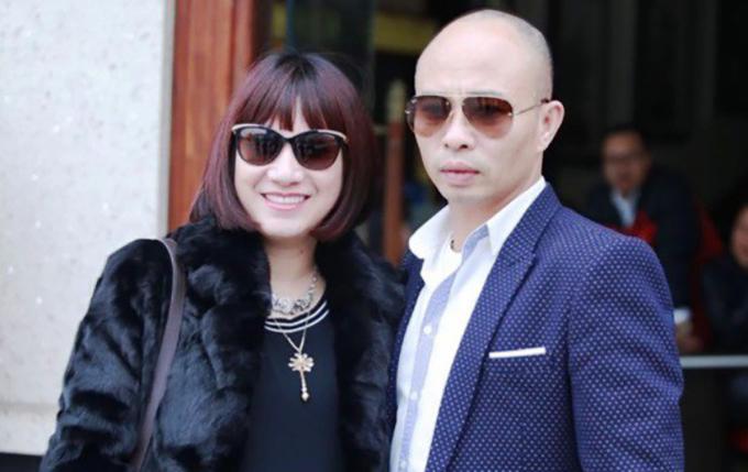 Vợ chồng Dương Đường khi chưa bị bắt. Ảnh: Facebook nhân vật.