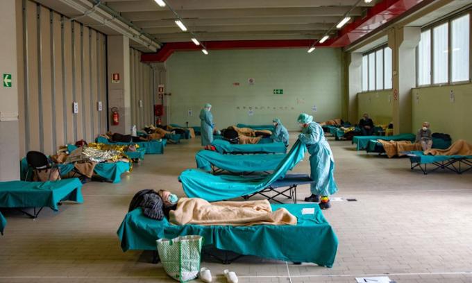 Sai lầm chồng chất ở vùng dịch chết chóc nhất Italy