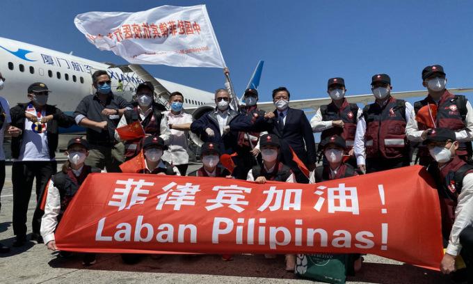 Người Philippines giận dữ vì video Covid-19 Trung Quốc