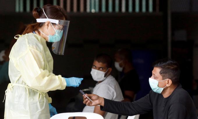 Ca nhiễm nCoV ở Đông Nam Á vượt 40.000
