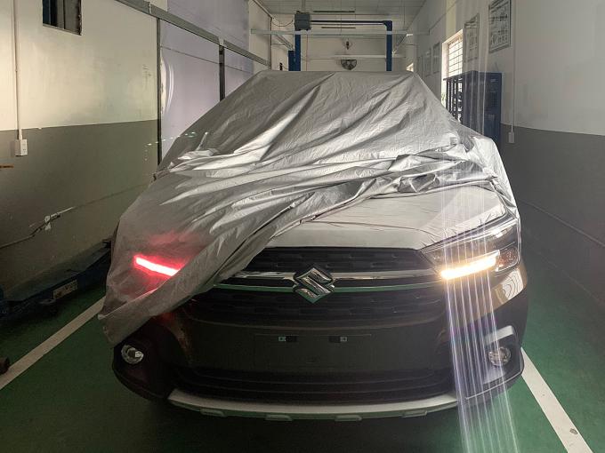 XL7 tại một đại lý Suzuki ở TPHCM. Ảnh: Nguyễn Tân