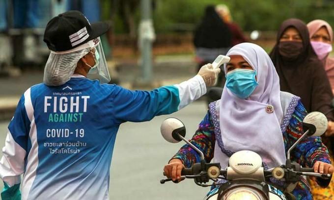 Gần 1.500 người chết vì nCoV ở Đông Nam Á
