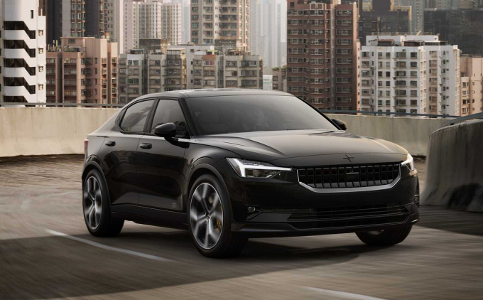 Polestar 2 - electric sports car from $ 59,900