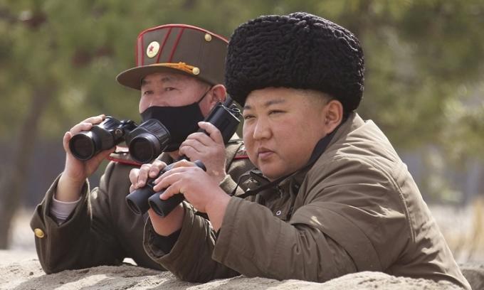Pompeo nói Mỹ không nắm thông tin về Kim Jong-un