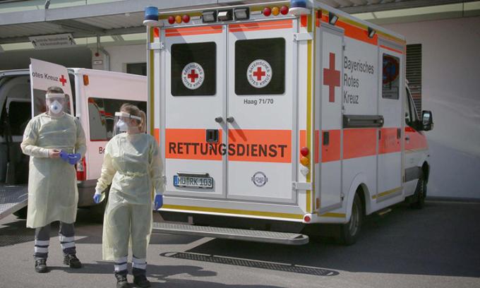 Ca tử vong do nCoV ở Đức vượt 6.000