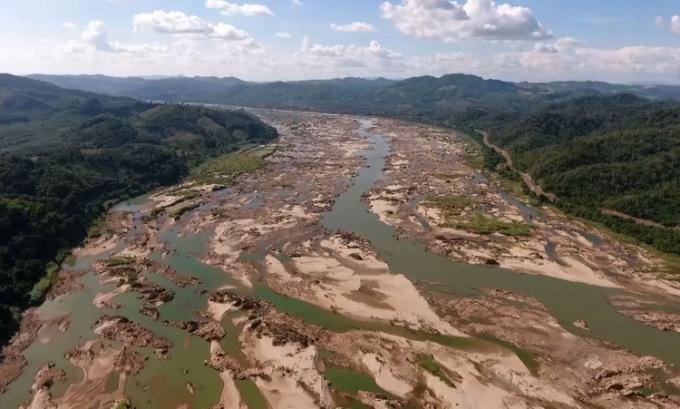 Trung Quốc bị tố 'bóp nghẹt' dòng Mekong - 1