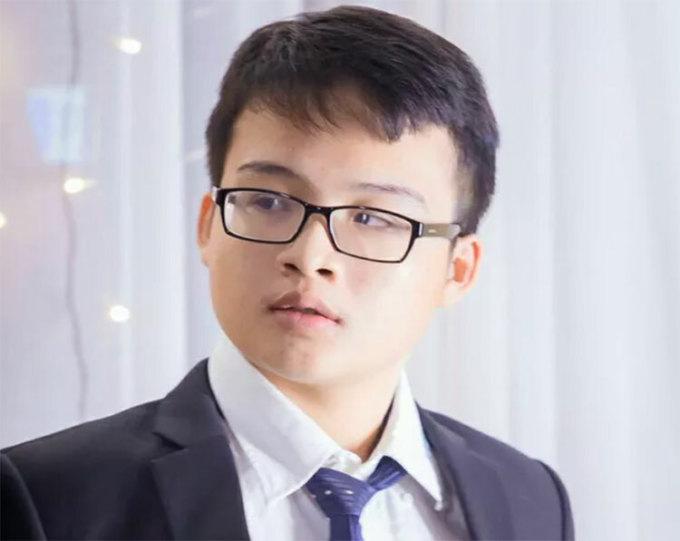 Nguyễn Bành Đức trúng tuyển 15 đại học ở Mỹ. Ảnh: Nhân vật cung cấp
