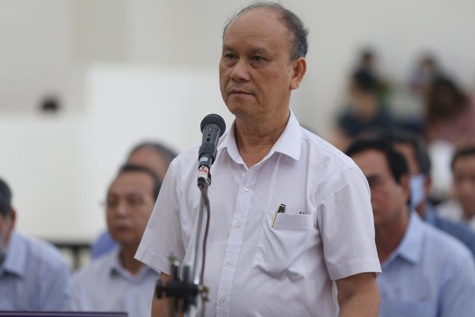 Ông Trần Văn Minh làm Chủ tịch Đà Nẵng nhiệm kỳ2006-2011. Ảnh: Phạm Dự