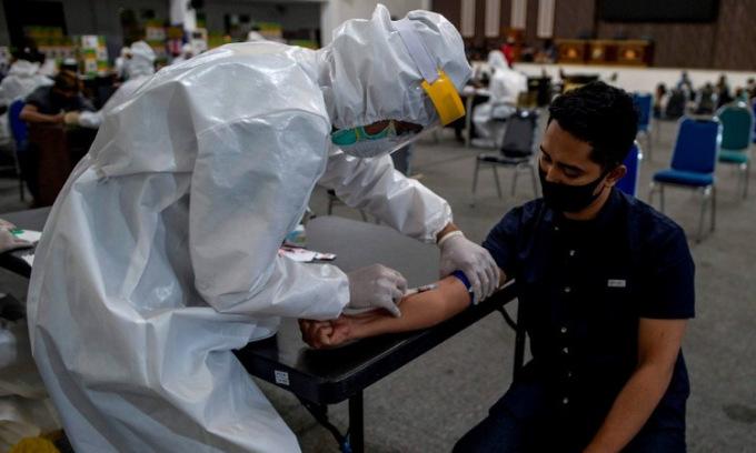 Gần 50.000 ca nhiễm nCoV ở Đông Nam Á