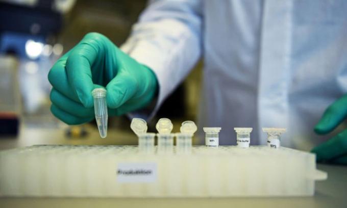 Đức nói vaccine nCoV mất