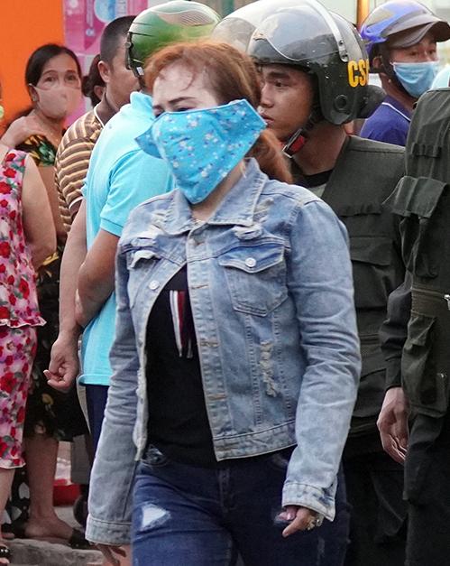 Gần 100 cảnh sát Đồng Nai bắt băng giang hồ