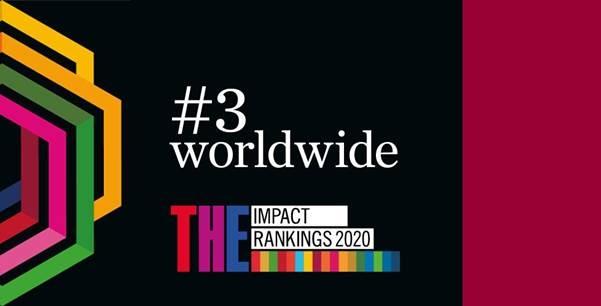 ĐH Western Sydney xếp thứ 3 thế giới về tầm ảnh hưởng