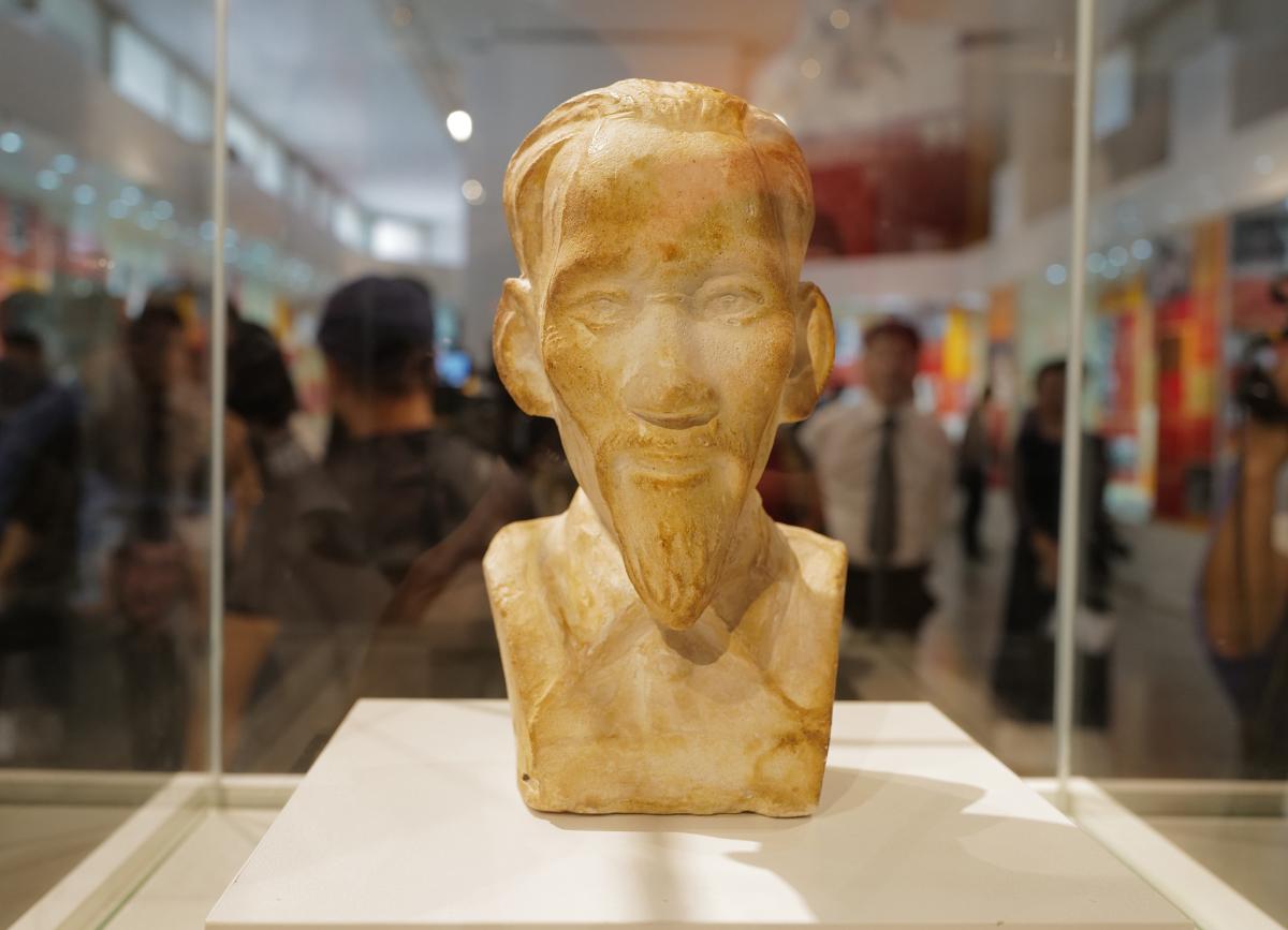 Những nét phác họa chân dung Chủ tịch Hồ Chí Minh