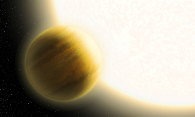 Discover exoplanets with yellow skies and iron rain
