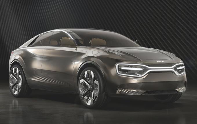 Kia Imagine concept. Ảnh: Kia