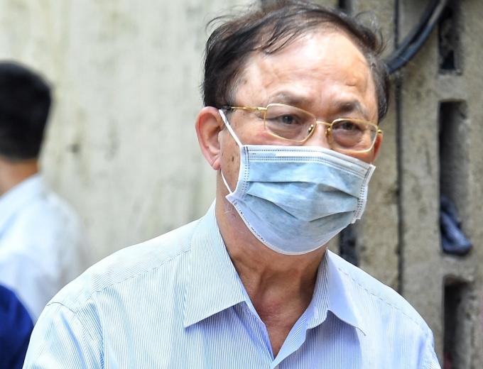 Đô đốc Nguyễn Văn Hiến nhận lỗi