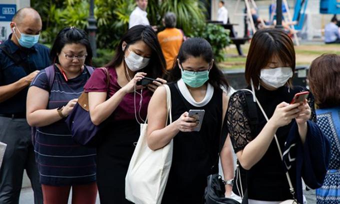 Singapore báo nhầm kết quả dương tính nCoV cho 357 người