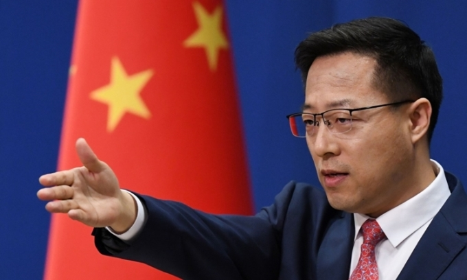 Trung Quốc tố Trump