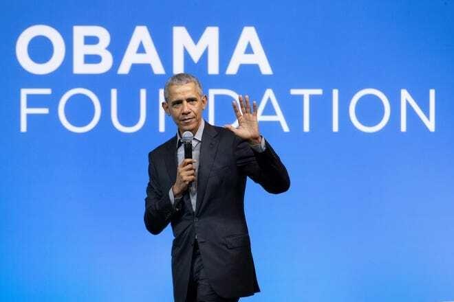 Obama khuyên sinh viên không sợ hãi