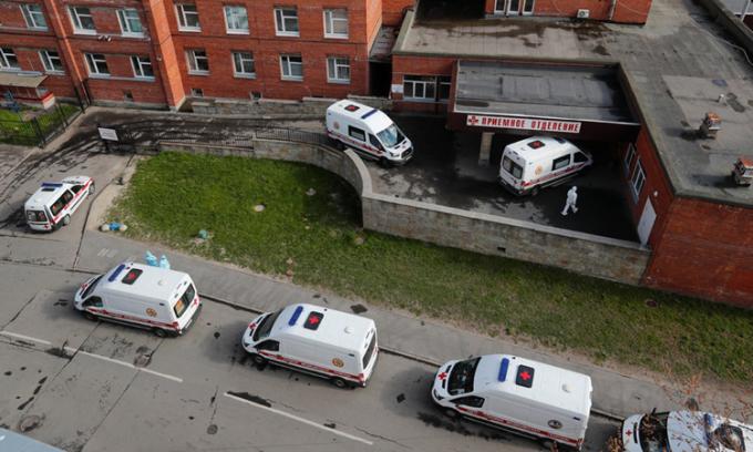 Covid-19 phơi bày lỗ hổng hệ thống y tế Nga