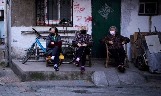 Hy vọng, sợ hãi và u buồn ở Vũ Hán